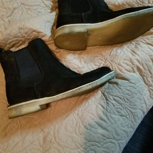 Almost new Clark Ankle Boots